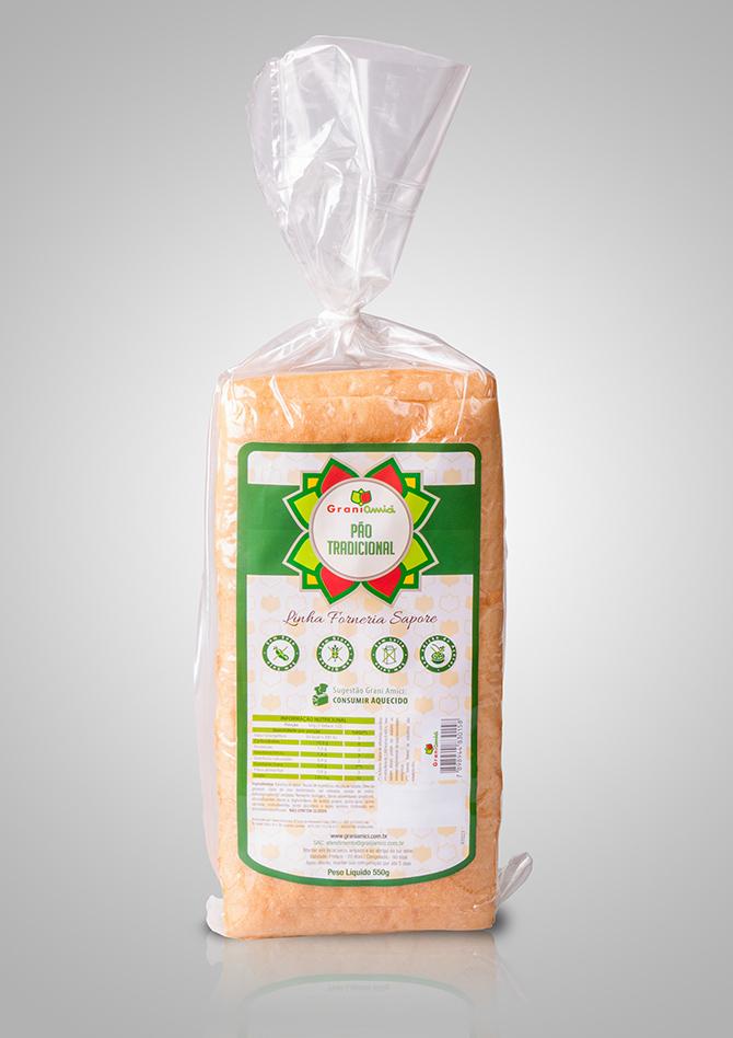 Pão Tradicional